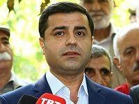 Demirtaş: Başbakan bize tezkerenin savaş tezkeresi olmadığını söyledi