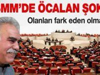 Öcalan'ın mesajı Meclis kürsüsünden okundu