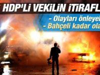 Altan Tan'dan Kobani olayları itirafları