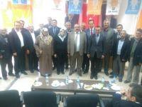 AK Parti kongre startını Yapraklı'dan verdi