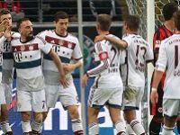 Bayern deplasmanda farklı galip