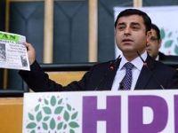 Selahattin Demirtaş'ın grup konuşması