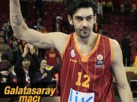 Galatasaray Liv Hospital Kızılyıldız'a karşı kazandı