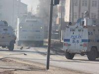 Yüksekova'da olaylar çıktı: 1 ölü 1 yaralı