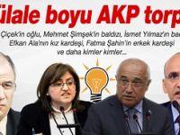 İşte AKP'nin torpil listesi