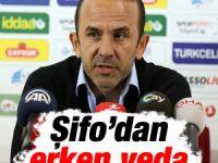 Mehmet Özdilek'in sözleşmesi feshedildi