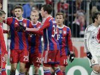 Bayern Münih: 3 - CSKA Moskova: 0