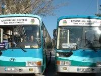Çankırı'da 'toplu taşıma' ihalesi iptal!