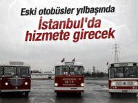 Eski otobüsler yılbaşında İstanbul'da hizmete girecek