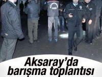 Aksaray'da silahlı kavga: 1 ölü, 15 yaralı İZLE
