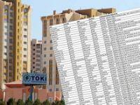 AKP'lilere TOKİ'den kıyağın belgesi