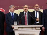 CHP ve MHP'li üyeler karara tepkili