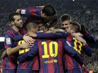 Barcelona: 3 - Atletico Madrid: 1