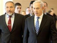 Netanyahu ve Lieberman'dan Erdoğan'a tepki