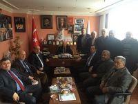 Salim Çivitcioğlu teşkilata veda ediyor!