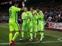 Atletico Madrid: 2 - Barcelona: 3 İZLE