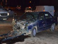 Ankara'da aşırı hız kazası: 7 yaralı