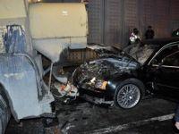 E-5'te feci kaza: 2 ölü, 2 yaralı