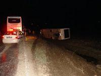 Tekirdağ'da kaza: 12 yaralı