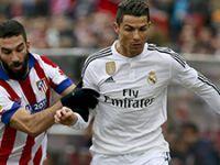 Atletico Madrid: 4 - Real Madrid: 0
