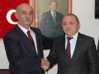 MHP Çankırı il başkanlığına İsmail Hakkı Esen de aday