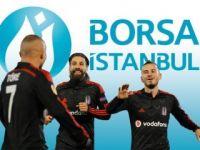 Borsa'da Beşiktaş hisseleri güne artışla başladı