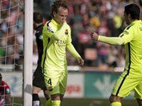 Granada: 1 - Barcelona: 3