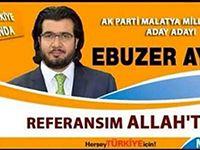 'Referansım Allah'tır' diyen AKP aday adayı sahtecilikten hapis cezası almış