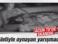 Ütopya yarışmacısı Semih Öztürk'ten skandal hareket