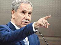 Arınç'tan Saray'a: Artık Merkez Bankası'nı tehdit etme!