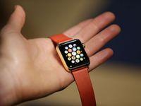 Apple Watch görücüye çıktı