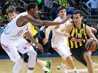 Fenerbahçe Ülker tam yol ileri