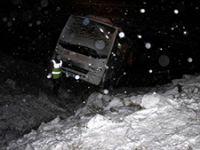 MHP konvoyunda kaza: 1 ölü, 22 yaralı