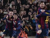 Barcelona: 2 - Real Madrid: 1