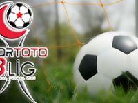 Spor Toto 3. Lig'de haftanın sonuçları