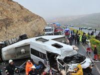 Şanlıurfa'da katliam gibi kaza: 13 ölü, 9 yaralı