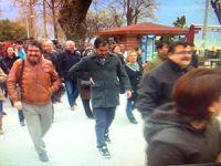 Vali'nin azarladığı öğretmen protestoda öldü