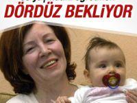Almanya'da 65 yaşındaki bir kadın dördüz bebek bekliyor