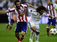 Atletico Madrid: 0 - Real Madrid: 0