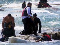 Yine göçmen faciası: 9 ölü