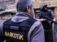 İstanbul'da 400 polis ile uyuşturucu operasyonu