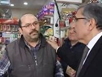 Esnaftan AKP'li belediye başkanına ayar! İZLE