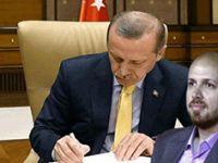Erdoğan imzaladı, Bilal üniversite sahibi oldu