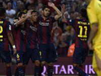 Barcelona: 6 - Getafe: 0