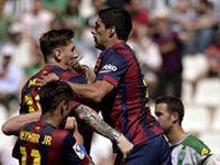 Cordoba: 0 - Barcelona: 8