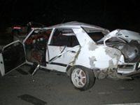 Sakarya'da feci kaza: 3 ölü 3 yaralı