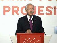 CHP Genel Başkanı Kılıçdaroğlu partisinin yeni vizyon projesini açıkladı