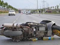Başakşehir'de motosiklet kazası: 2 ölü