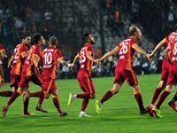 Her yerde şampiyon Galatasaray
