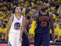 NBA finalinde ilk galibiyet Golden State'in